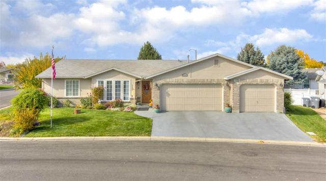 1100 Burnett 404 C St, Nampa, ID 83651 (MLS #98710967) :: Jon Gosche Real Estate, LLC