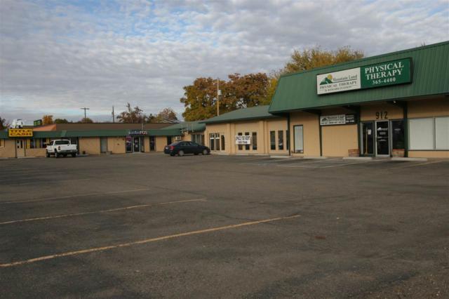 906 -912 S Washington, Emmett, ID 83617 (MLS #98711201) :: Team One Group Real Estate
