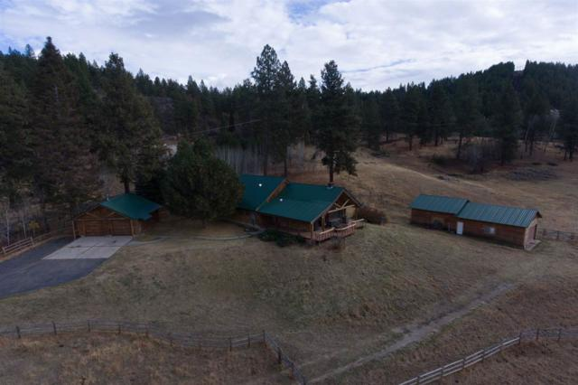 1810 Pine Lakes Ranch, Cascade, ID 83611 (MLS #98711275) :: Boise River Realty