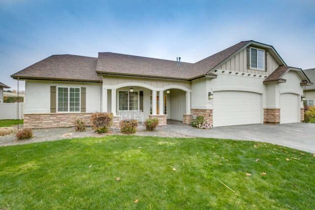 151 N Lost Canyon Place, Eagle, ID 83616 (MLS #98711580) :: Full Sail Real Estate