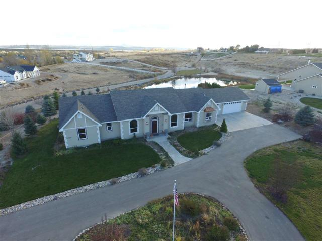 13317 Peaceful Way, Nampa, ID 83686 (MLS #98711763) :: Full Sail Real Estate