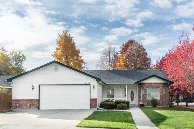2433 E Bancroft Crt, Eagle, ID 83616 (MLS #98711813) :: Jon Gosche Real Estate, LLC