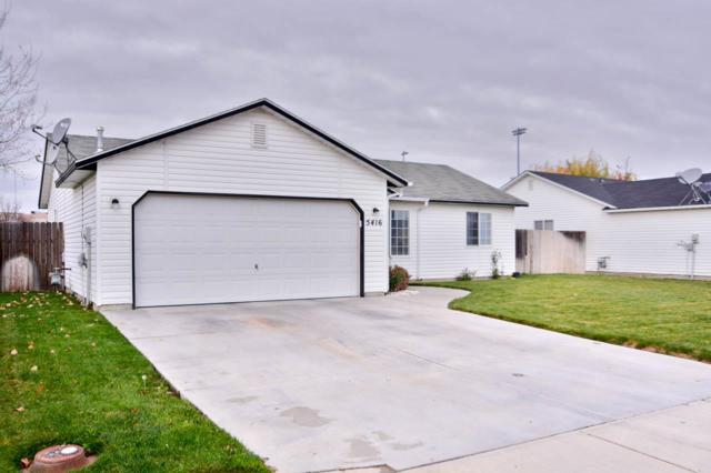 5416 Princeton St, Caldwell, ID 83607 (MLS #98711854) :: Jon Gosche Real Estate, LLC