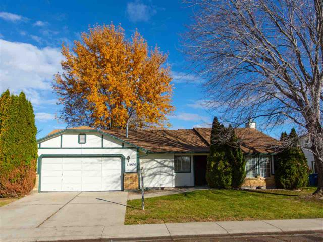 11986 W Ramrod, Boise, ID 83713 (MLS #98711885) :: Team One Group Real Estate