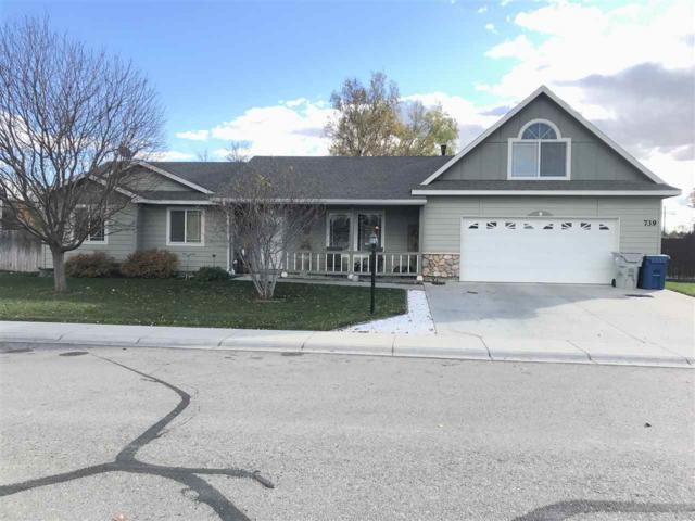 739 W Miranda Ave, Nampa, ID 83686 (MLS #98711969) :: Full Sail Real Estate