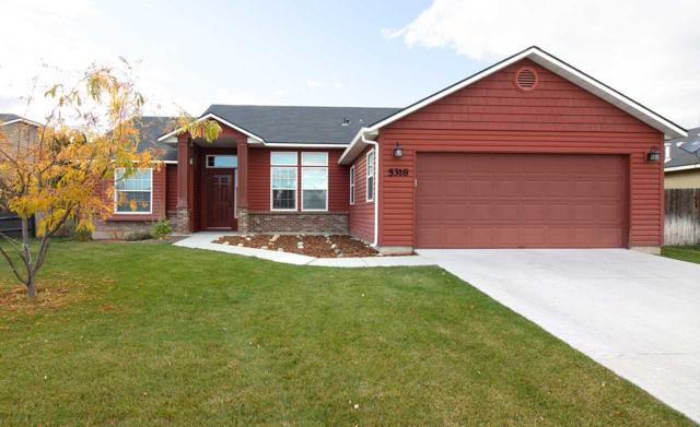 5318 Wallace Way, Caldwell, ID 83607 (MLS #98711977) :: Team One Group Real Estate