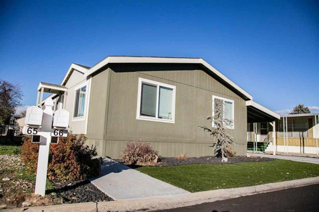 2725 N Five Mile Rd #66, Boise, ID 83713 (MLS #98712139) :: Juniper Realty Group
