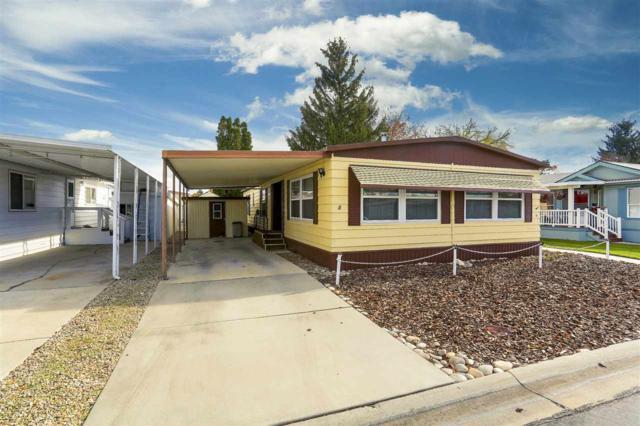 9390 W Ustick Road #61, Boise, ID 83704 (MLS #98712146) :: Full Sail Real Estate