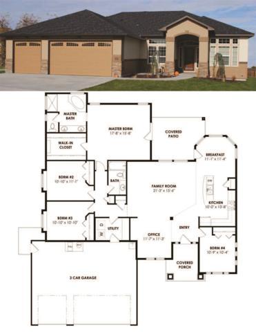 15444 Sequoia Grove Way, Caldwell, ID 83607 (MLS #98712181) :: Full Sail Real Estate