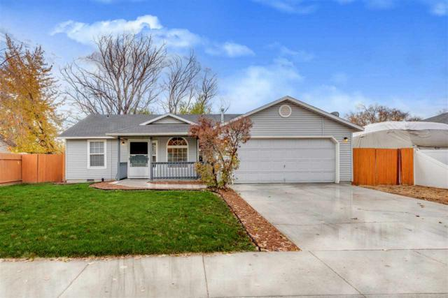 2605 S Sunflower Dr, Nampa, ID 83686 (MLS #98712205) :: Boise River Realty