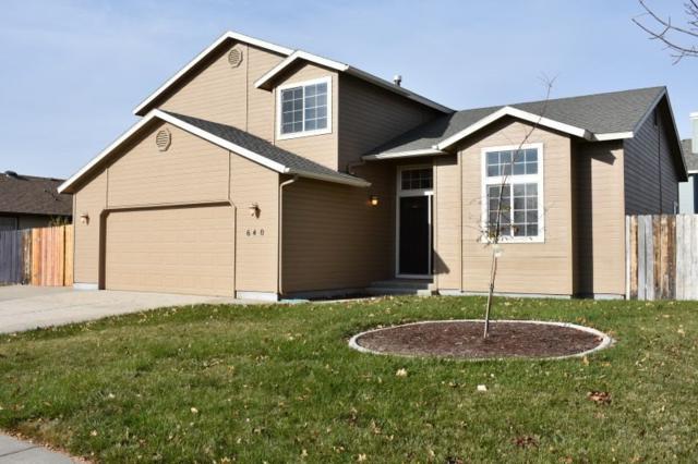 640 W Alderwood Ln., Nampa, ID 83651 (MLS #98712227) :: Full Sail Real Estate