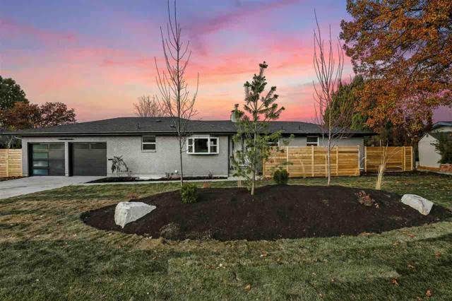 3626 W Hillcrest Dr, Boise, ID 83705 (MLS #98712381) :: Full Sail Real Estate
