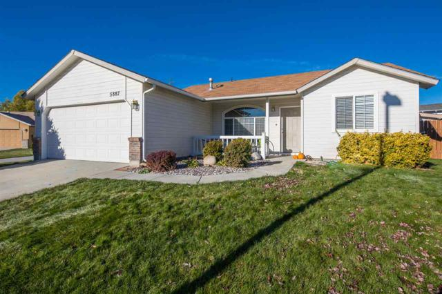 5887 S Orchid Way, Boise, ID 83716 (MLS #98712395) :: Juniper Realty Group
