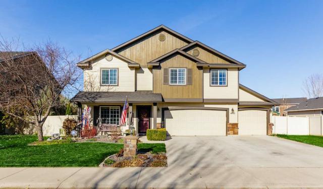 4632 W Steeplechase Dr., Meridian, ID 83646 (MLS #98712500) :: Jackie Rudolph Real Estate
