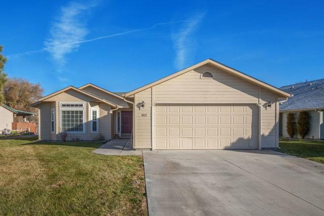 312 S Valley Drive, Nampa, ID 83686 (MLS #98712518) :: Boise River Realty