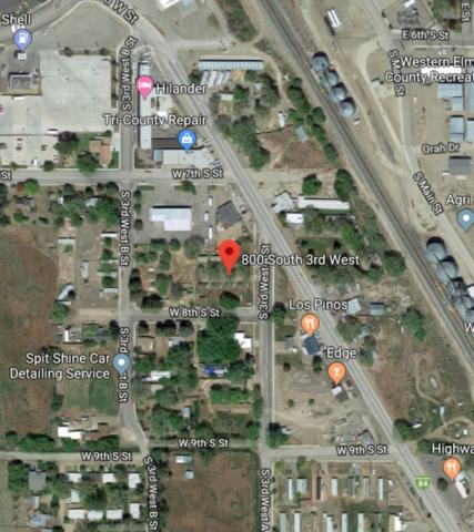 800 S 3rd W, Mountain Home, ID 83647 (MLS #98712564) :: Juniper Realty Group