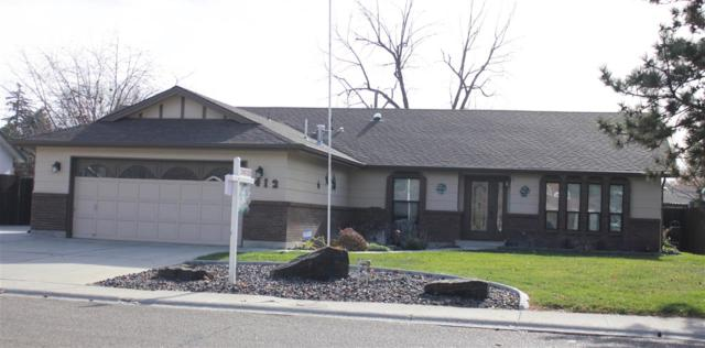 412 Cottonwood St, Caldwell, ID 83605 (MLS #98712587) :: Juniper Realty Group