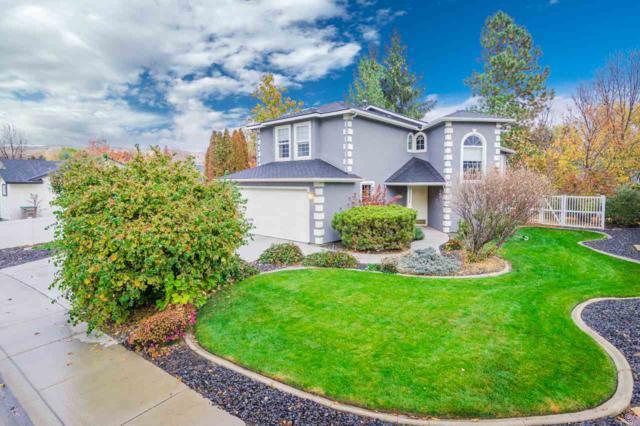 4128 N Sorrel Place, Boise, ID 83703 (MLS #98712678) :: Jon Gosche Real Estate, LLC