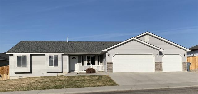 1680 E 15th North, Mountain Home, ID 83647 (MLS #98712705) :: Team One Group Real Estate