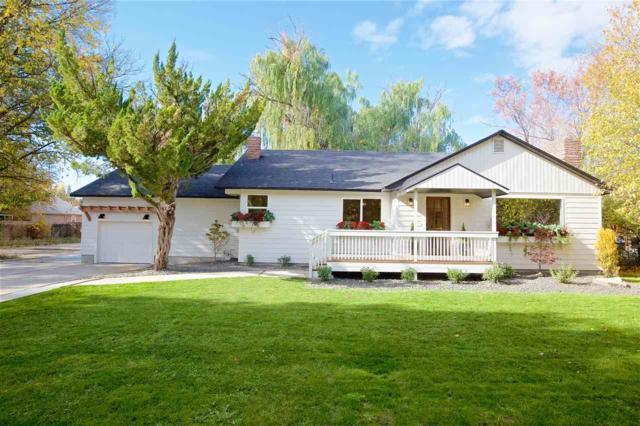 4303 Collister Drive, Boise, ID 83703 (MLS #98712763) :: Full Sail Real Estate