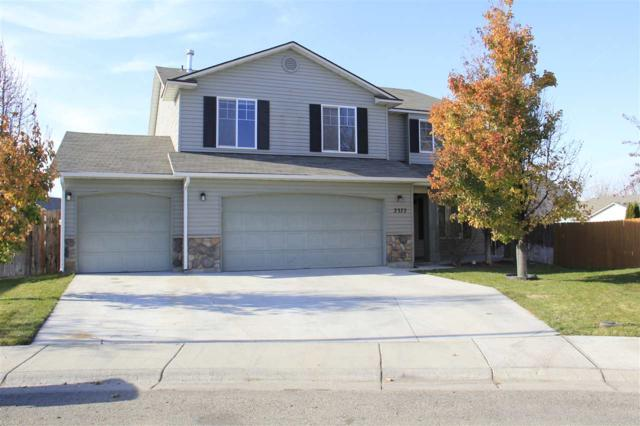 2372 W Lake Pointe Ct, Nampa, ID 83651 (MLS #98712805) :: Juniper Realty Group