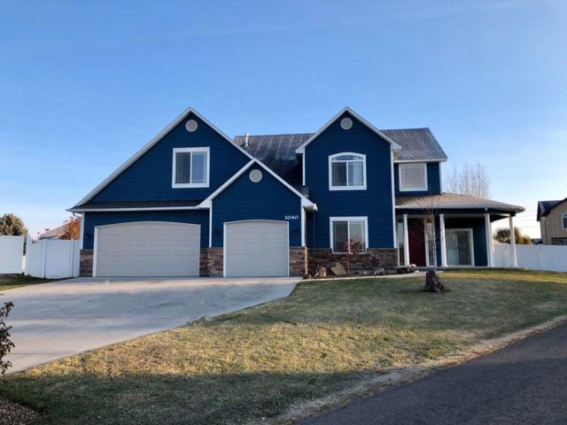 3040 S Thomas Mill Place, Nampa, ID 83686 (MLS #98712879) :: Epic Realty