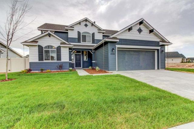 1781 N Snowfield Pl, Kuna, ID 83634 (MLS #98712948) :: Broker Ben & Co.