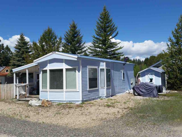 514 Sawyer Street  D8, Cascade, ID 83611 (MLS #98712980) :: Team One Group Real Estate