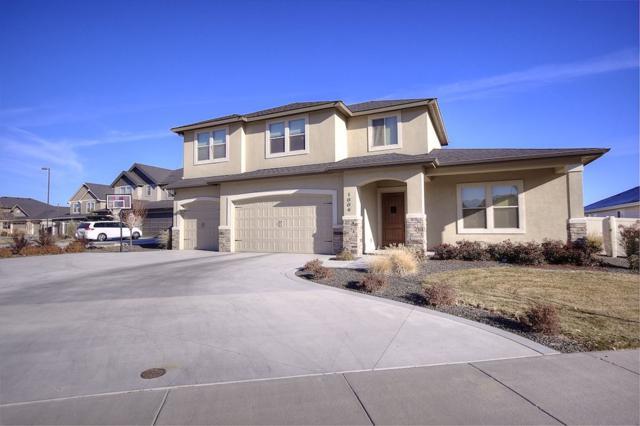 1004 E Radiant Ridge Dr, Meridian, ID 83642 (MLS #98713197) :: Build Idaho