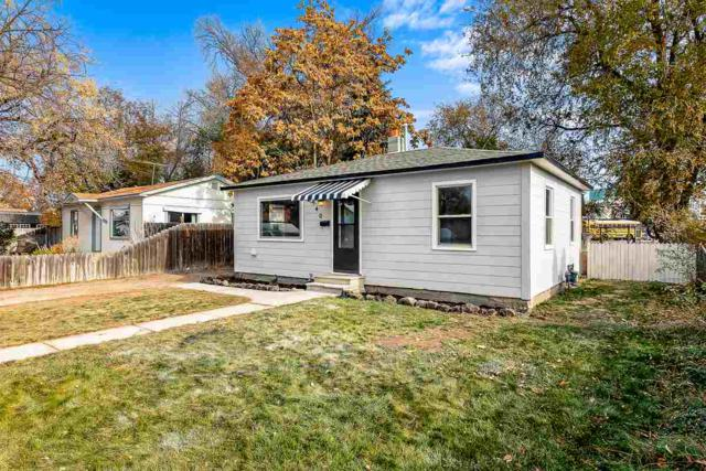 940 N Clithero Drive, Boise, ID 83703 (MLS #98713255) :: Boise River Realty