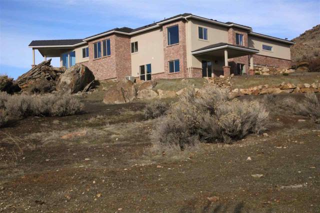 1673 S Ridge Point Pl, Boise, ID 83712 (MLS #98713262) :: Jackie Rudolph Real Estate