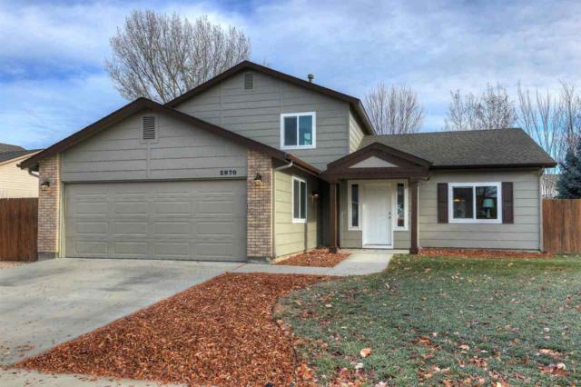 2870 N N Quarrystone Way, Meridian, ID 83646 (MLS #98713425) :: New View Team
