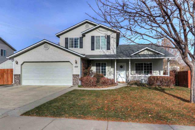 573 W Crimson Loop, Nampa, ID 83686 (MLS #98713465) :: Jon Gosche Real Estate, LLC