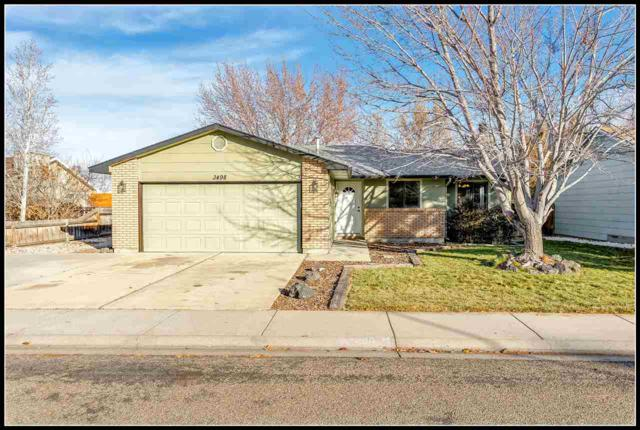 3498 E Immigrant Pass Dr., Boise, ID 83716 (MLS #98713649) :: Jon Gosche Real Estate, LLC