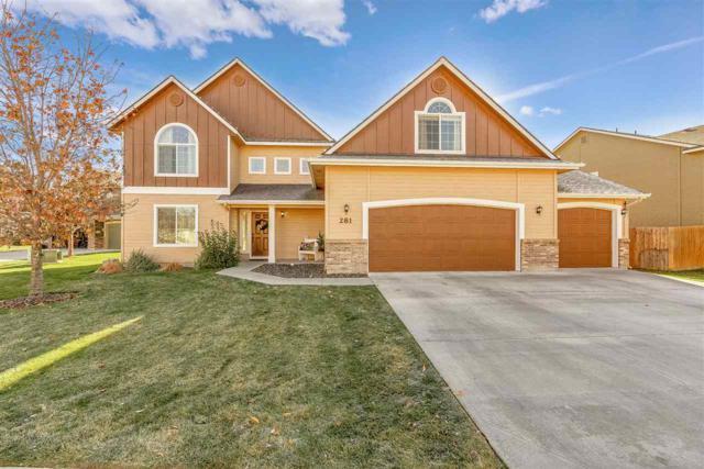 281 E Ironstone Ct, Meridian, ID 83646 (MLS #98713727) :: Jon Gosche Real Estate, LLC