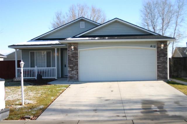 412 Pietra, Caldwell, ID 83605 (MLS #98713758) :: Full Sail Real Estate