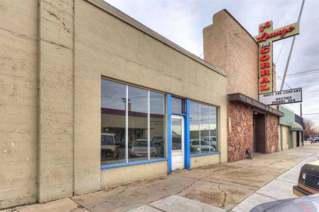 510 Main St, Caldwell, ID 83605 (MLS #98713923) :: New View Team