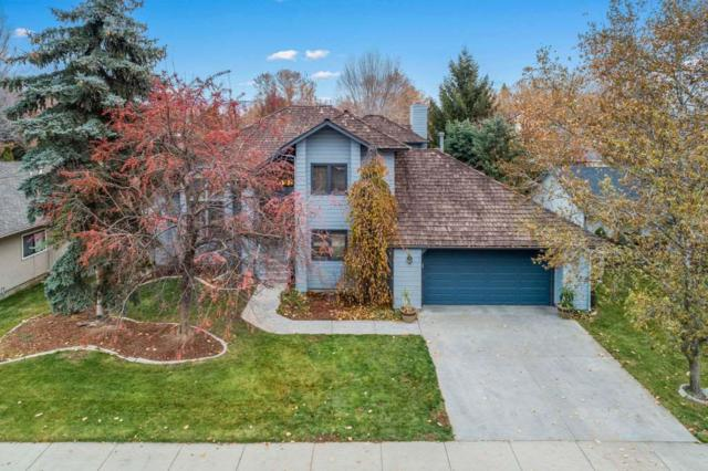 4874 N Fieldcrest Place, Boise, ID 83704 (MLS #98713925) :: New View Team