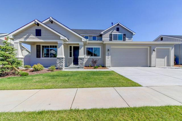 5334 W Lesina St., Meridian, ID 83646 (MLS #98713926) :: Jackie Rudolph Real Estate