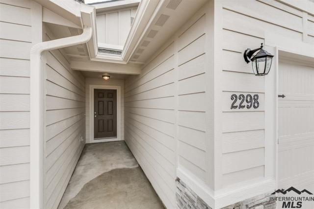 2298 E Mountain Ash Ave., Kuna, ID 83634 (MLS #98713959) :: Jon Gosche Real Estate, LLC
