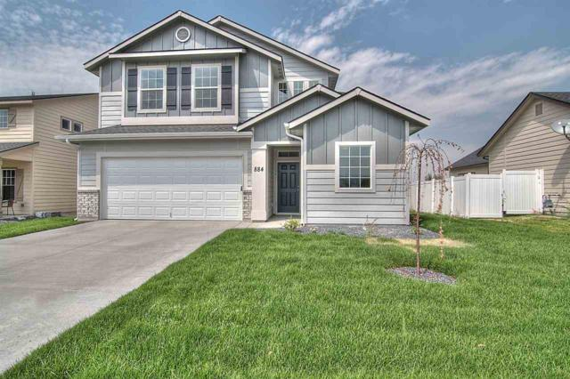 261 N Falling Water Ave., Eagle, ID 83616 (MLS #98713962) :: Boise Valley Real Estate