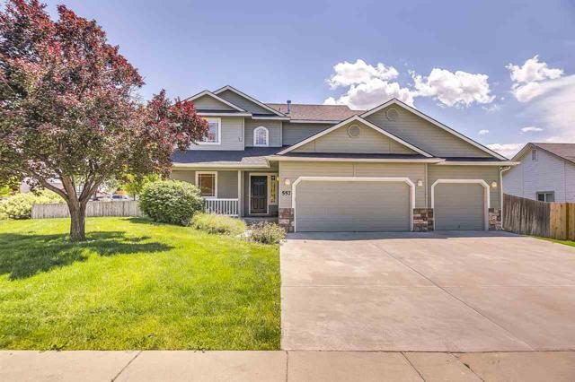 557 E Willow Ridge Ct, Kuna, ID 83634 (MLS #98714017) :: Boise Valley Real Estate