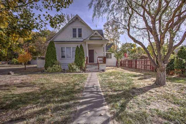 390 N 18th E, Mountain Home, ID 83647 (MLS #98714037) :: Jon Gosche Real Estate, LLC