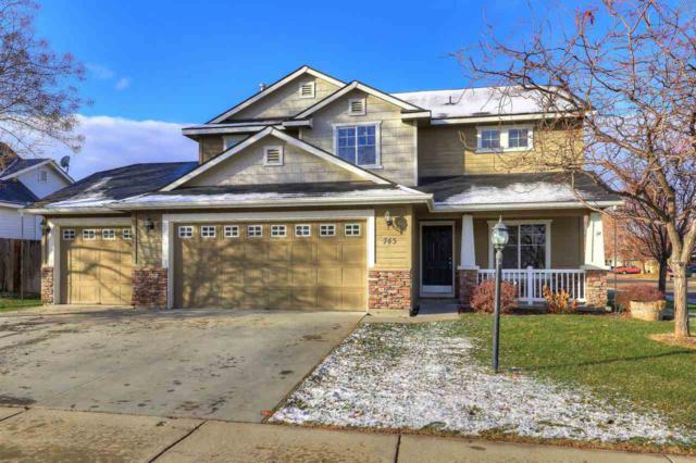 743 N Mudstone Way, Kuna, ID 83634 (MLS #98714105) :: Jon Gosche Real Estate, LLC