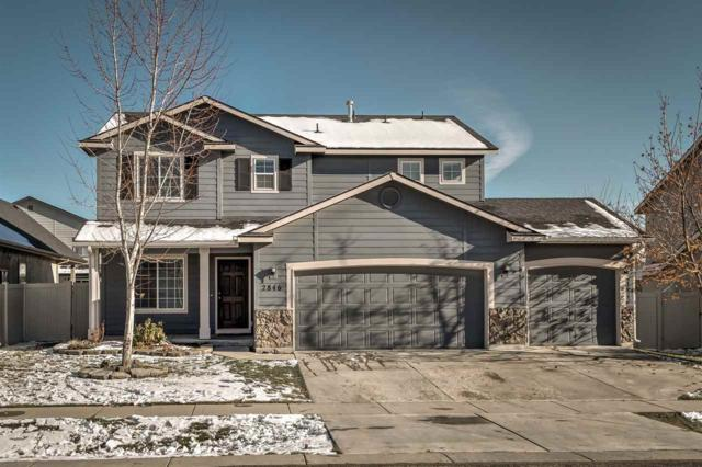 2846 NW 11th Ave, Meridian, ID 83646 (MLS #98714201) :: Jackie Rudolph Real Estate