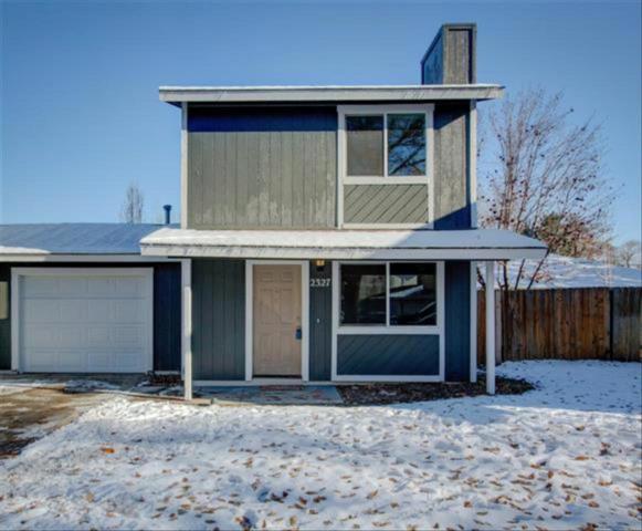 2327 W Palouse Street, Boise, ID 83705 (MLS #98714320) :: Boise Valley Real Estate