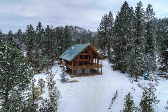 44 Crosstimber Loop + Lot 17, Garden Valley, ID 83622 (MLS #98714393) :: Jackie Rudolph Real Estate