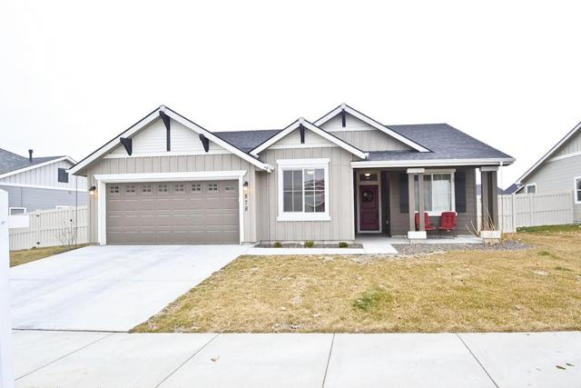 878 Heritage St, Middleton, ID 83644 (MLS #98714412) :: Jon Gosche Real Estate, LLC
