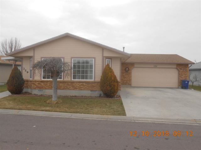 1100 Burnett Dr. #359, Nampa, ID 83651 (MLS #98714420) :: Boise River Realty