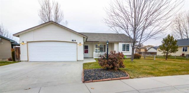 824 Cromwell Street, Caldwell, ID 83605 (MLS #98714449) :: Boise Valley Real Estate